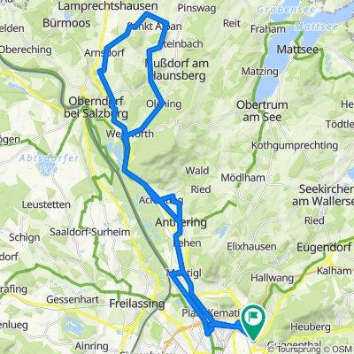 Salzburg - Lamprechtshausen