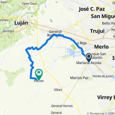 De Coronel Esteban Bonorino 4316, Merlo a Las Acacias, Plomer
