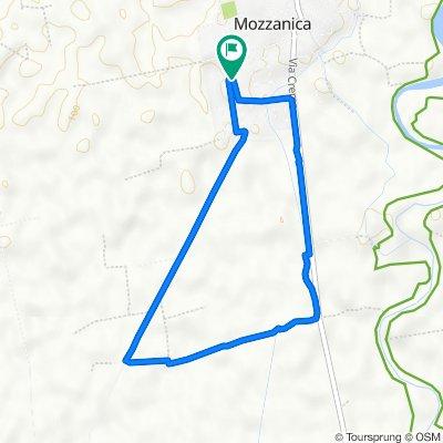 Da Via Maria Montessori 2, Mozzanica a Via Maria Montessori 2, Mozzanica