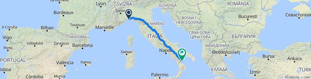 2021 Apenini (Genova-Capo Spulico)