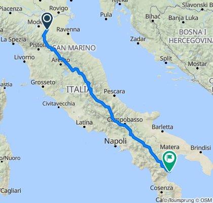 2021 Apenini (Bologna-Capo Spulico)