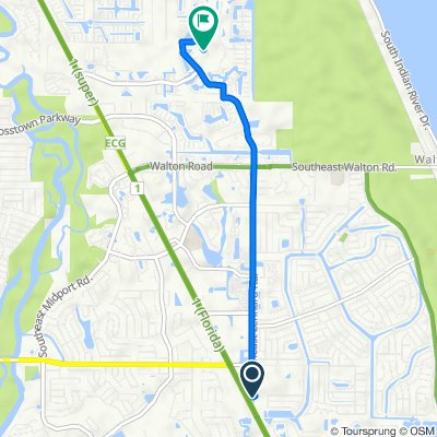 U.S. 1 10878, Port St. Lucie to 13th Hole Drive 8175, Port St. Lucie