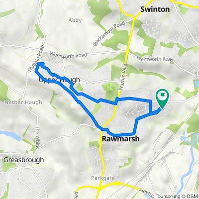 4 Coronation Road, Rotherham to 3 Coronation Road, Rotherham