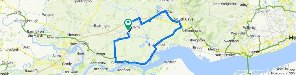 51 Laburnum Walk, Brough to 10 Willow Green, Brough