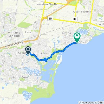 11 Gundowring Drive, Seabrook to 185 Esplanade, Altona