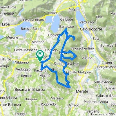 Brianza Tosta 50 km
