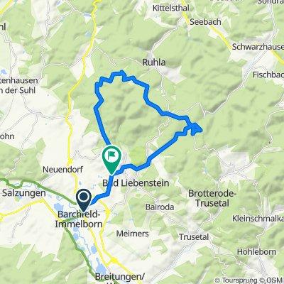 Barchfeld-Rennsteig