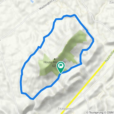 House Mountain Loop