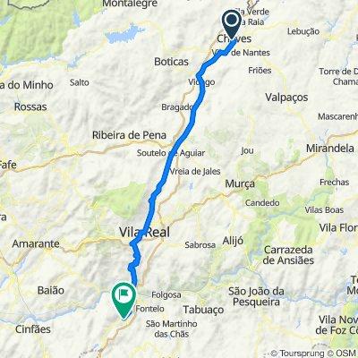N2 - 6 Etapas - Chaves/ Lamego