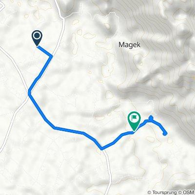 Unnamed Road, Kamang Magek to Unnamed Road, Kecamatan Baso