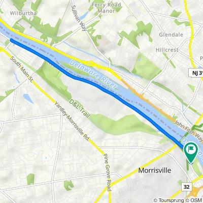De 300 N Delmorr Ave, Morrisville a 300 N Delmorr Ave, Morrisville