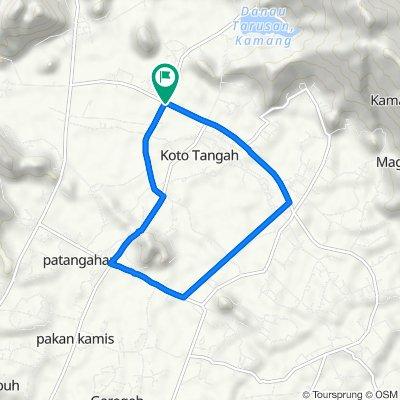 Jalan Raya Pakan Sinayan, Kamang Magek to Jalan Raya Pakan Sinayan, Kamang Magek