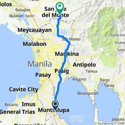 Bulacan Route