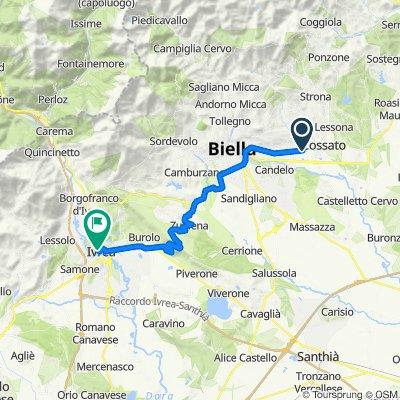 Cerreto Castello Cycling