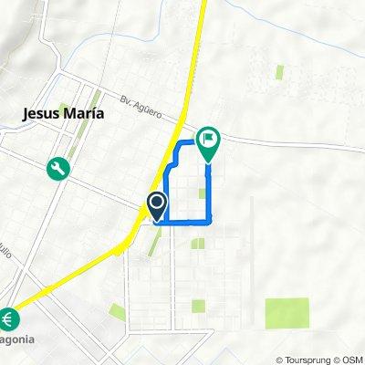 De Paraná 775, Jesus María a Santa Cruz 1586, Jesus María