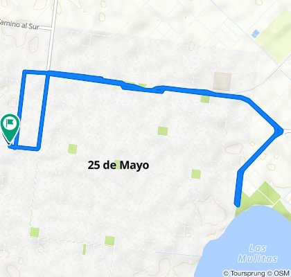De Calle 28 1954, Veinticinco de Mayo a Calle 28 1950, Veinticinco de Mayo