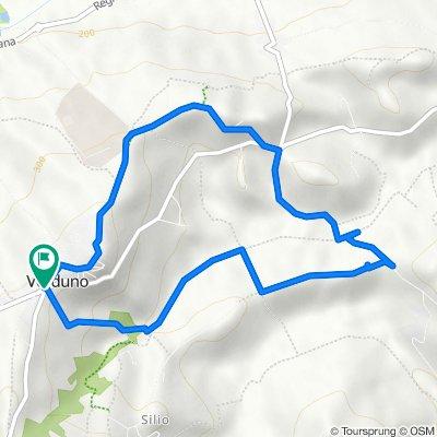 Trekking Anello di Verduno - 7 KM