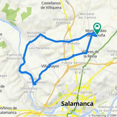 22,7 Oeste Salamanca