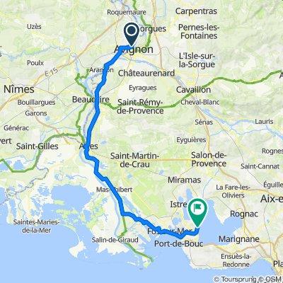 Route du Soleil: dag 16