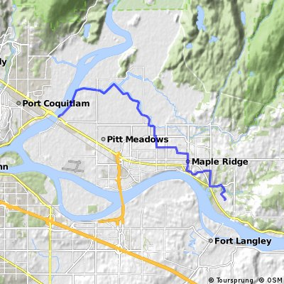 TCT Maple Ridge Spur