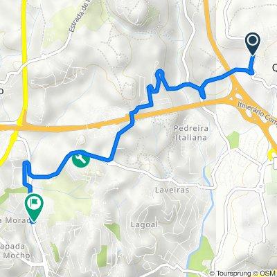 De Estrada Militar 140, Queijas a Estrada de Paço de Arcos 42, Oeiras
