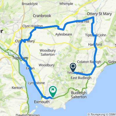 East Devon Loop