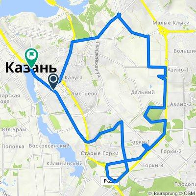 По городским паркам (Казань)