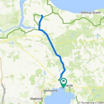 allingåbro 60 km