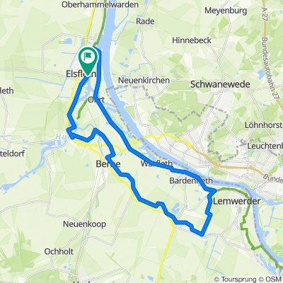 Elsfleth/Weser Runde