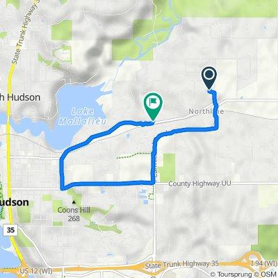 460 Overlook Pass, Hudson to 861 Willow Ridge 1, Hudson