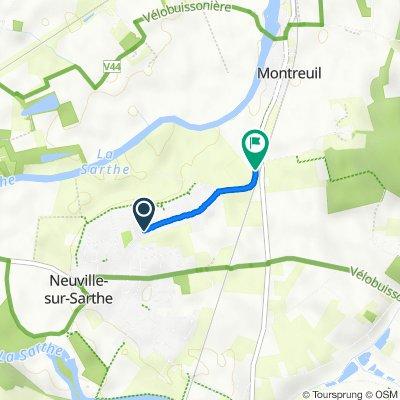 De 12–14 Rue du Stade, Neuville-sur-Sarthe à 46 Rue du Stade, Neuville-sur-Sarthe