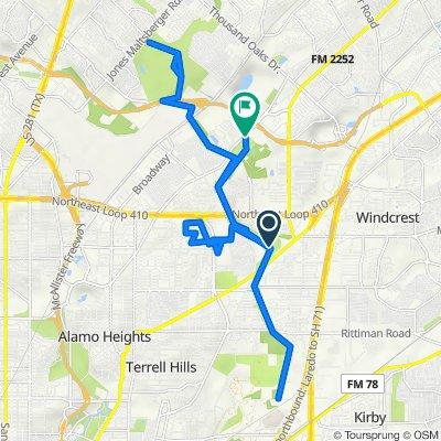 Oakwell Trailhead 30 miler