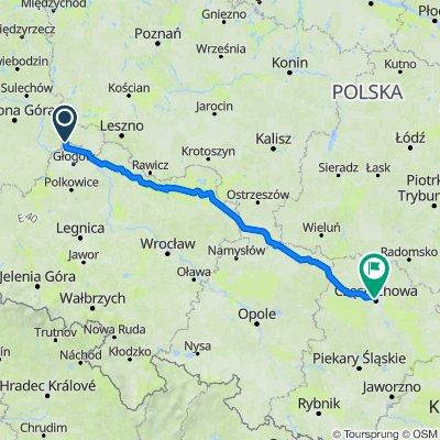 Grochowice - Częstochowa