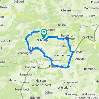 Grenzland Tour