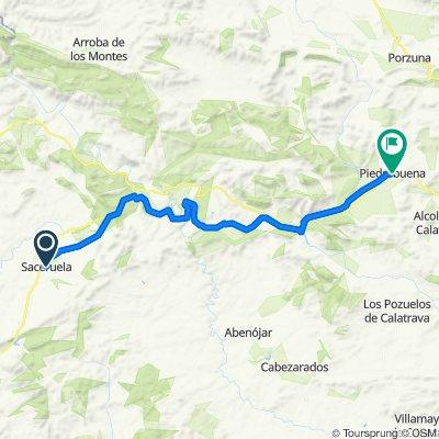 Saceruela - Piedrabuena