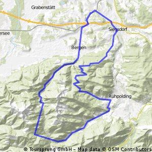 Bergtour Kreis Traunstein