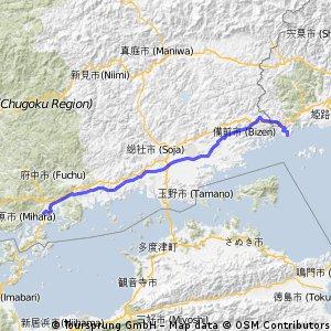 2011-4月19日Beer LIN 第2天路線
