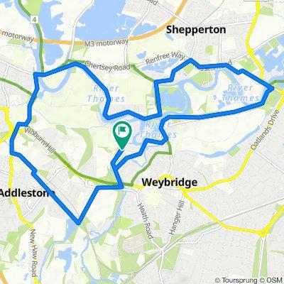 Long View, Hamm Ct, Weybridge to Avoca, Hamm Ct, Weybridge