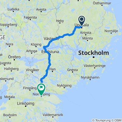 Uppsala - Norrköping