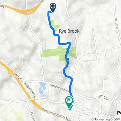 67 1/2 Windingwood Rd S, Rye Brook to 126 S Ridge St, Rye Brook