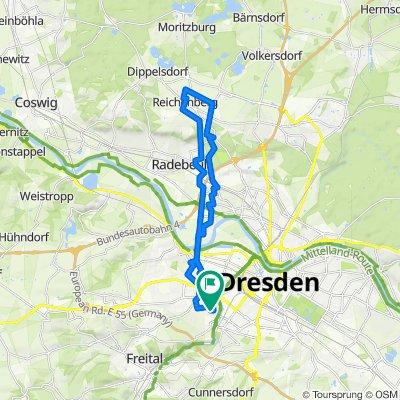 tour 210328 nesselgrund - fiedlergrund