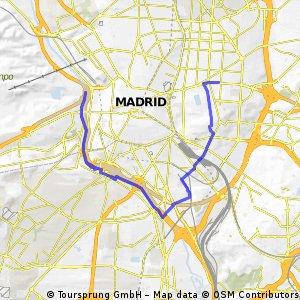 CasaDeCampo por Madrid Rio