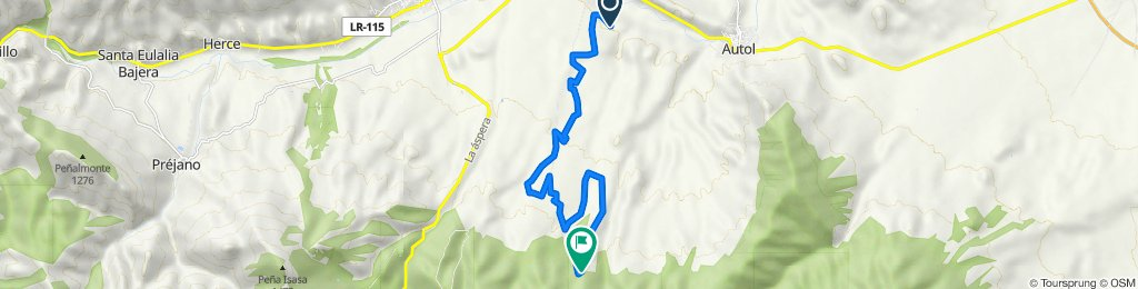 Bodegas Ontañon Trail
