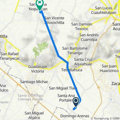 De Antigua Dolores a Loma Bonita 25, Santa Ana Nopalucan