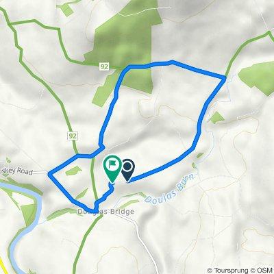 16–22 Knockiniller Road, Douglas Bridge, Strabane to 7 Knockiniller Road, Strabane
