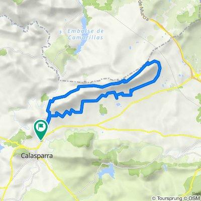 Vuelta Nocturna a la Sierra del Puerto - 47K