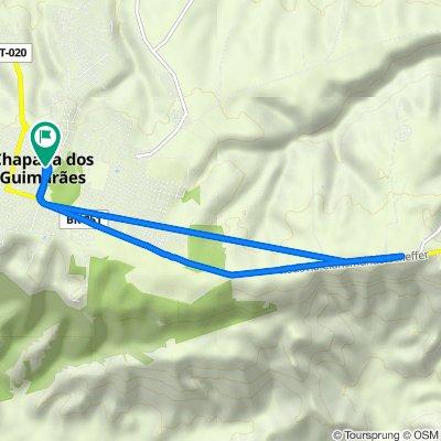 De Rua Quinze, Chapada dos Guimarães a Rua Quinze, Chapada dos Guimarães