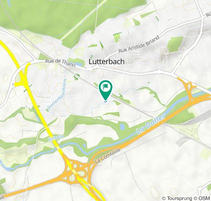 De 18 Dollfus Mieg Matten, Lutterbach à 18 Dollfus Mieg Matten, Lutterbach