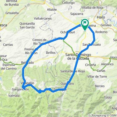 Camping- Pradoluengo- Pradilla- Zarraton