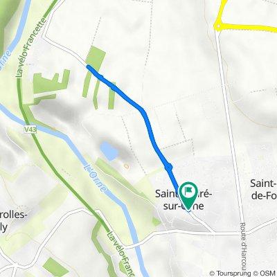 De 17 Rue de Stockholm, Saint-André-sur-Orne à 24 Rue de Stockholm, Saint-André-sur-Orne